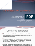 La Integra c in Curricular