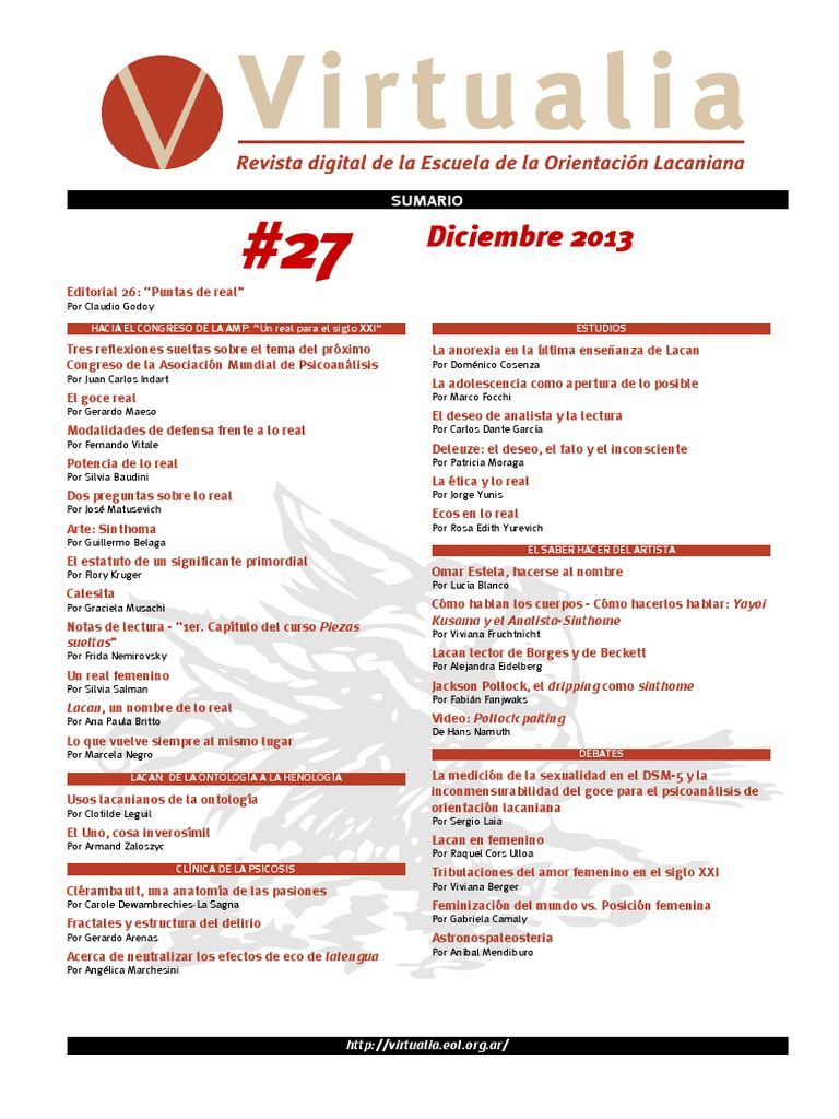 Virtualia 27