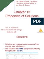 No. 6 Disoluciones