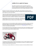 Tiendas Ciclsimo Tonibike En la capital de Espana