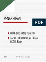 Materi MPC 08 Teknik Penaksiran Grid