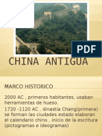 China Antigua historia de la medecina