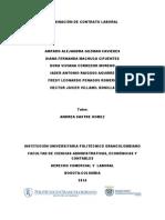 Derecho Comercial y Laboral Entrega Final