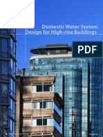 High Rise StructuresPlumbing Design Guidelines