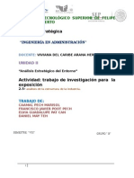 2.5-Analisis de La Estructura de La Industria Investigacion
