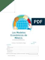 Modelos Economicos de Mexico.