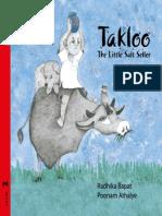 Takloo the Little Salt Seller