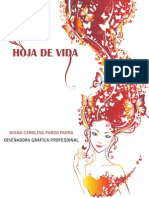 Hoja de Vida Diana Pardo