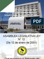 Ley Del Patronato Del Obaldia Tarea