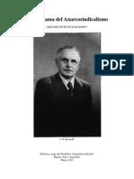 El Programa Del Anarcosindicalismo - Maximov