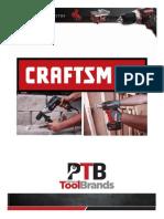 Catalogo Craftsman Herramientas