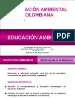 Legislación en Materia de Educación Ambiental -Colombia- (1)
