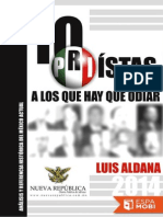 ALDANA-10 Priistas a Los Que Hay Que Odiar