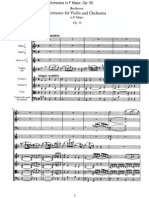 Romance for Violin and Orchestra in F