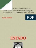 Estado, Poder e Governo