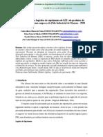Estratégias Para Logística de Suprimento de KITs de Produtos De
