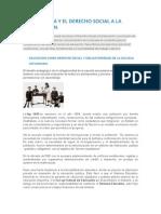 LA ESCUELA Y EL DERECHO SOCIAL A LA EDUCACIÓN.docx