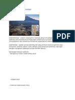 Sedimentologi Dan Sedimentasi