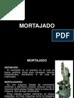 5-Mortajado, Brochado, Cepillado