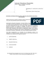 Informe Pericial - Juan Mendoza Final