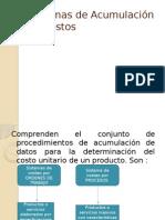 Sistemas de Acumulacion de Costos