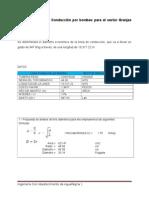 calculo diametros