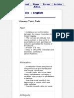 IBDP-literary TermsEnglish