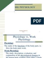 w4 Work Physiology1