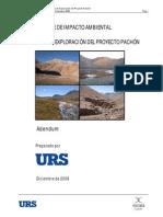Urs-iia Exploracion-Adendum-pachon 230109 Rev 01 Cdv