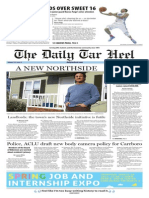 The Daily Tar Heel for Mar. 25, 2015