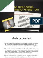 Terapia de Juego Con El Niño Agresivo 2015