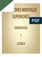 Clase 02 Fisiopatología 2 Funciones Cerebrales Superiores Pp
