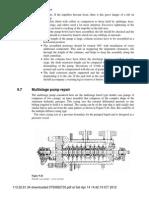 Multistage Pump Repair