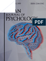 The Bedan Journal of Psychology (2015 Volume 2))