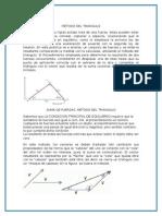 Ejemplo de una Practica Método de Trianguo