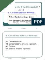 CIR1 C06 Condensadores y Bobinas