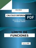 Utp Calculo Diferencial Limites
