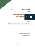 GARGALLO F Antologia del pensamiento feminista nuestroamericano Tomo II.pdf