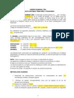 Plan Contable Joreria Diamond Ltda