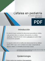 Cefalea en Pediatria