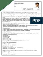 Curriculum Vitae Veerraju 23072014