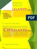 Management Control System PT CIPAGANTI