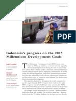 Indonesias progress on the 2015_July2013.pdf