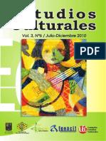 Revista de Estudios Culturales
