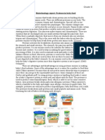 souly- protease in baby food