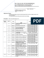 Foundry Tech Lesson Plan 8a 2014 2015