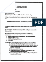 example of professional growth plan
