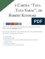 Citește Cartea _Tata Bogat, Tata Sarac_, de Robert Kiyosaki - Florin Roșoga.pdf