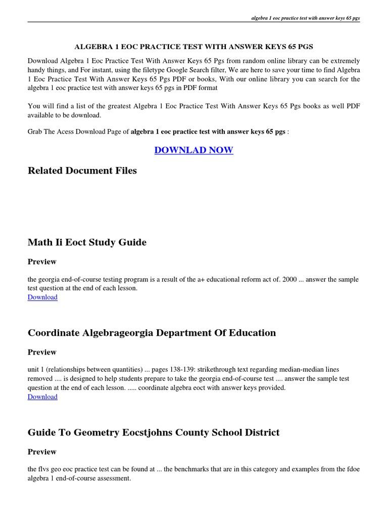 algebra-1-eoc-practice-test-with-answer-keys-65-pgs.pdf   Portable ...