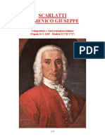 Scarlatti Domenico Giuseppe
